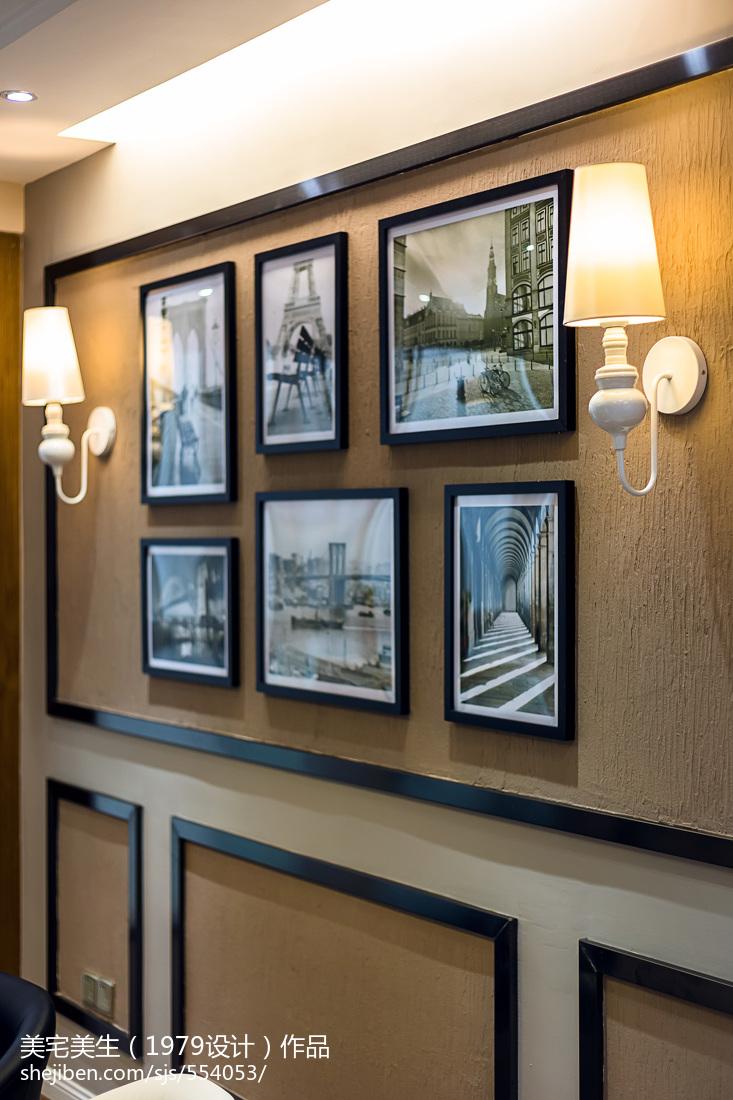 热门三居餐厅现代装修图片欣赏