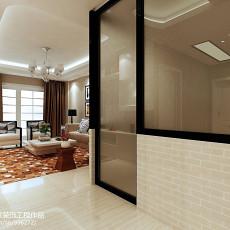 精选74平米二居客厅现代装饰图片欣赏