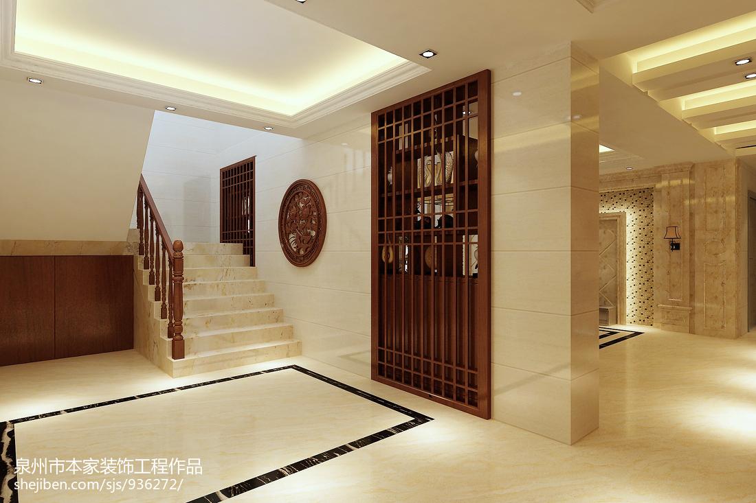 欧式楼梯装饰