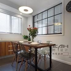 精美现代三居餐厅装饰图片