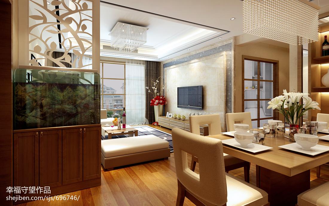 美式风卧室效果图设计