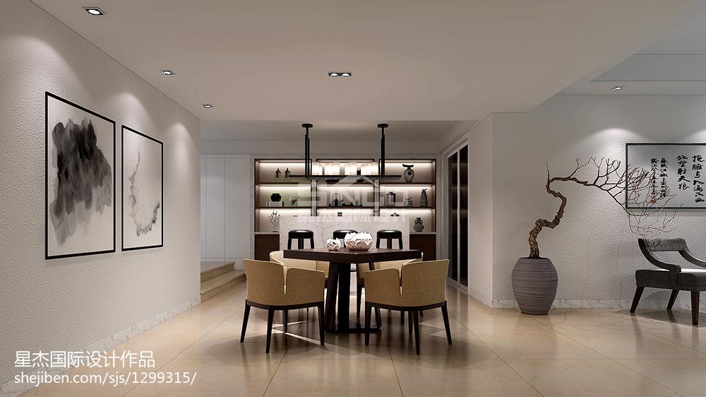 2018现代别墅室内装饰设计图片