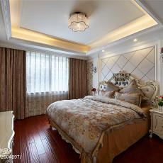 精美面积138平欧式四居卧室欣赏图