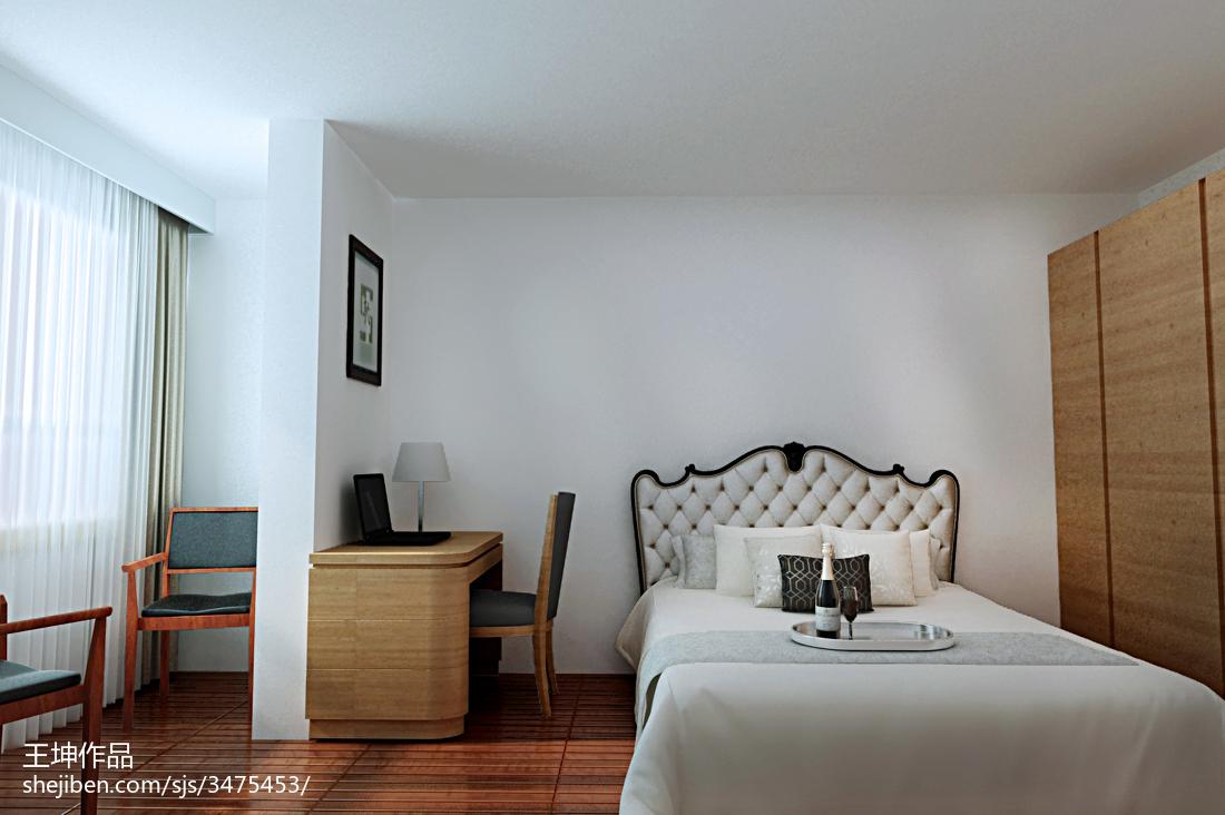 精选面积82平小户型卧室现代装修图片大全