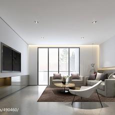 2018精选141平米四居客厅中式装饰图