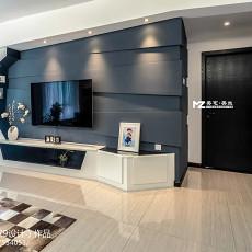精选大小125平现代四居客厅装修设计效果图
