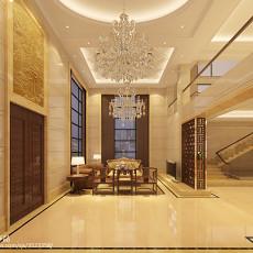 精选125平米新古典别墅客厅装饰图片