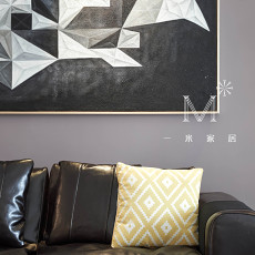 2018精选大小108平现代三居客厅装修欣赏图片