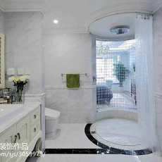 淋浴房隔断装修效果图片欣赏
