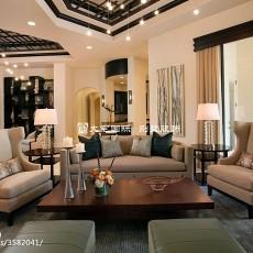 精选144平米现代别墅客厅装修图片欣赏
