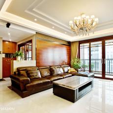 热门新古典四居客厅欣赏图片大全