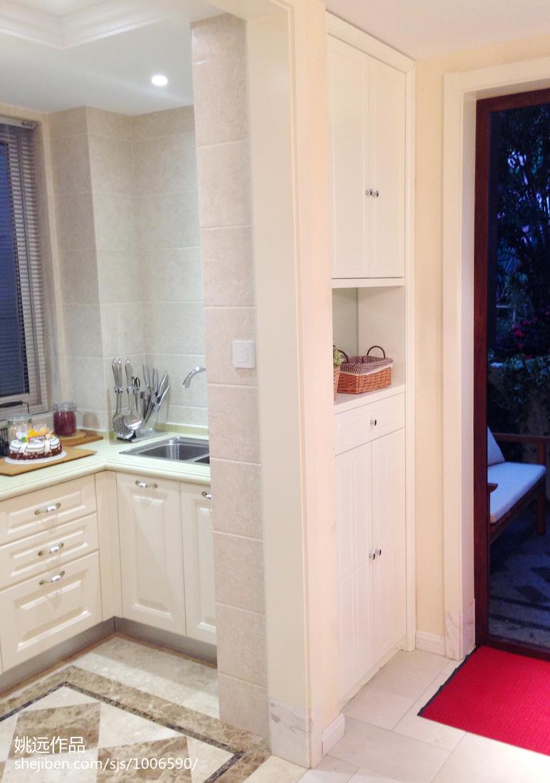 厨房水槽效果图片
