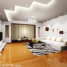 东南亚风格一居室设计效果图欣赏