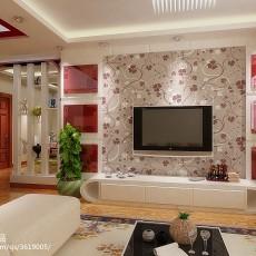 东南亚风格三居室图片大全欣赏