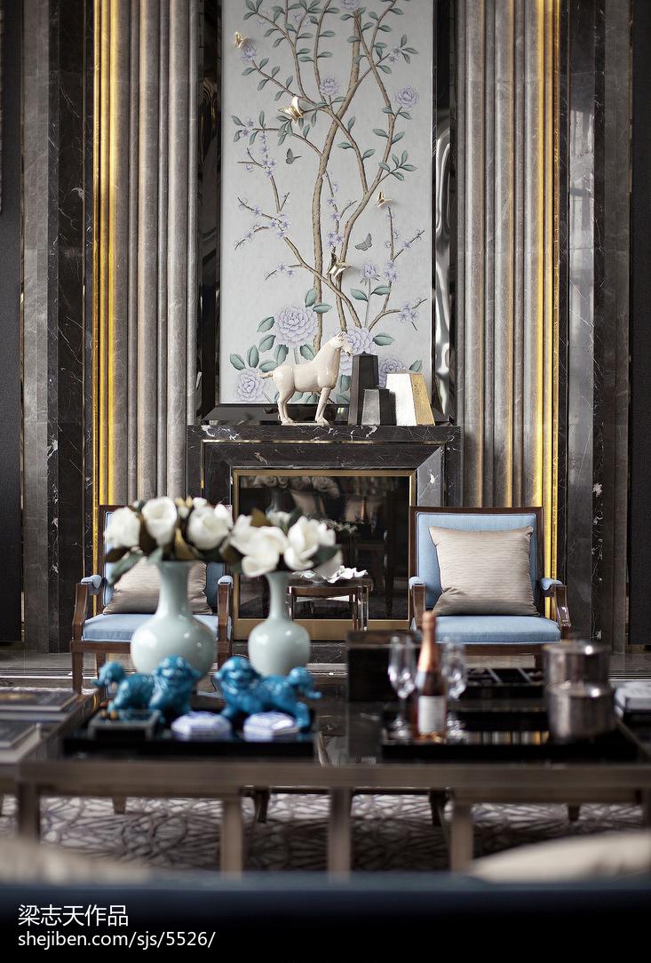 别墅室内环境设计图片
