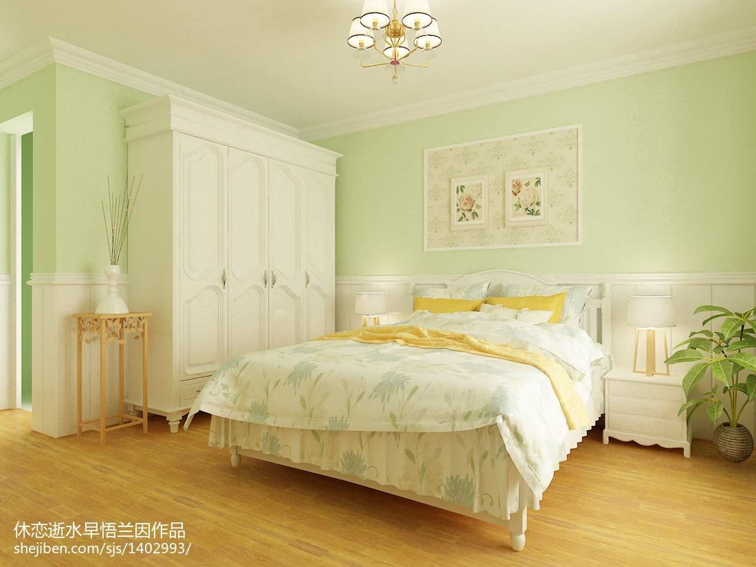 主卧室装修效果图图集