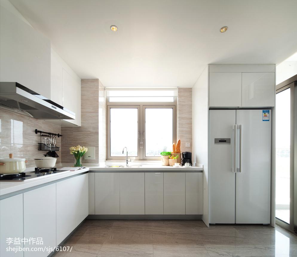混搭厨房装修设计效果图图集
