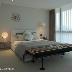 2018现代卧室效果图片