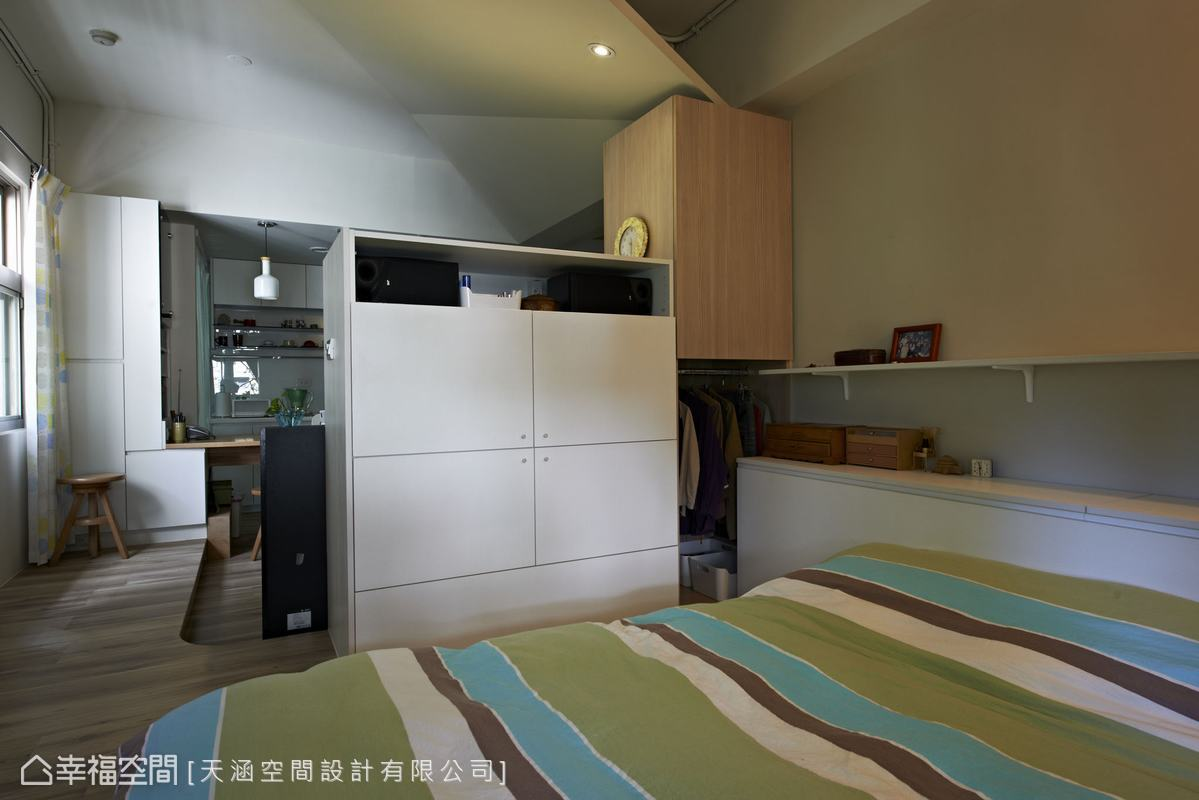 清爽北欧家居客厅设计
