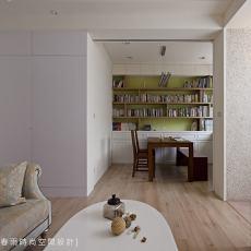 美观实用的公寓书房效果图