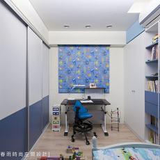 美观实用的公寓儿童房效果图