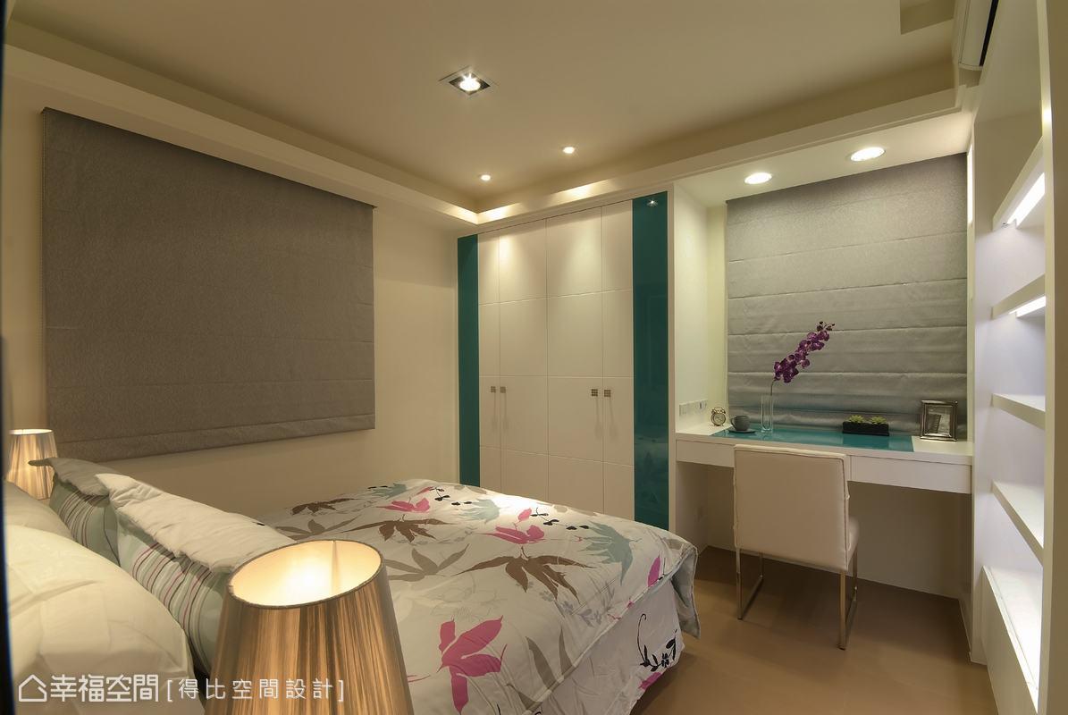 现代原木家居主卧室装潢