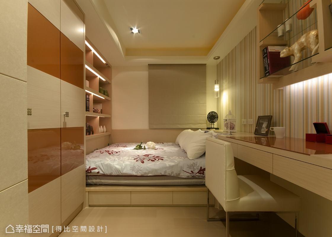 原木现代儿童房装潢