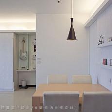 现代简约客厅电视墙壁纸图片