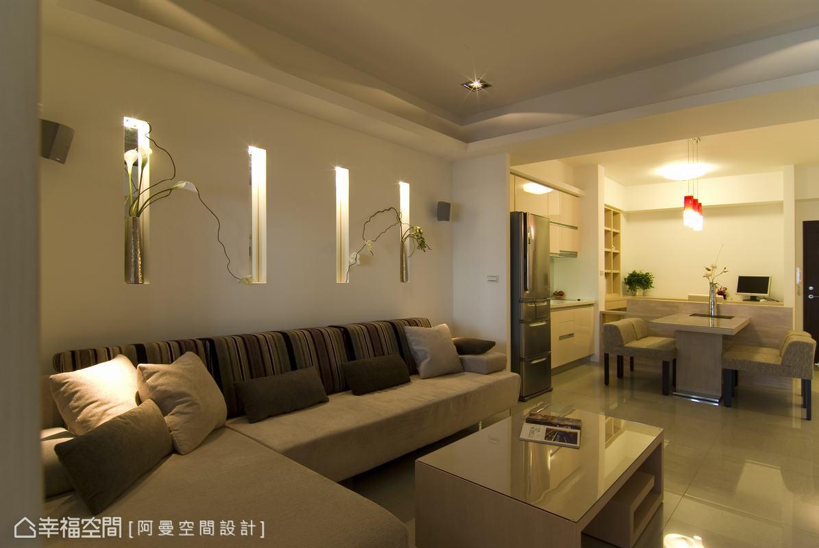 现代客厅室内设计装修效果图