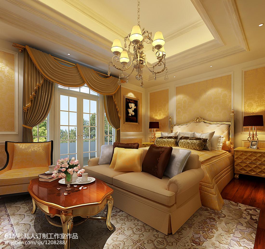 家装窗帘设计效果图