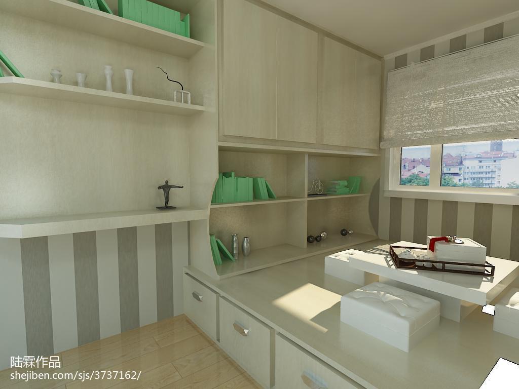 精选72平米二居卧室混搭装修设计效果图片大全