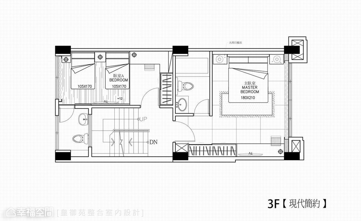 143平米现代别墅客厅装饰图片