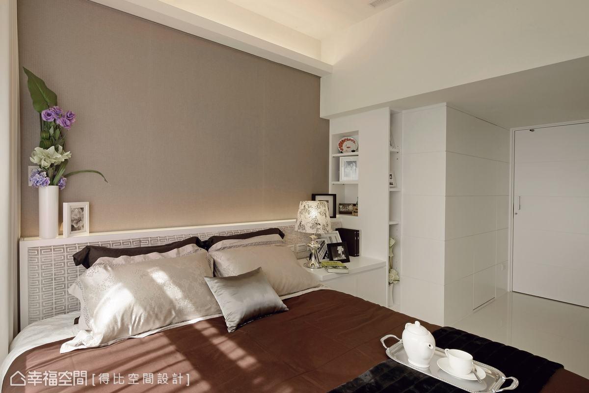 现代风雅致精美卧室图