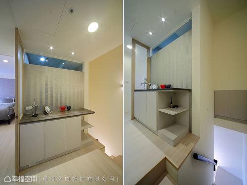 现代家居玄关装饰设计效果图片