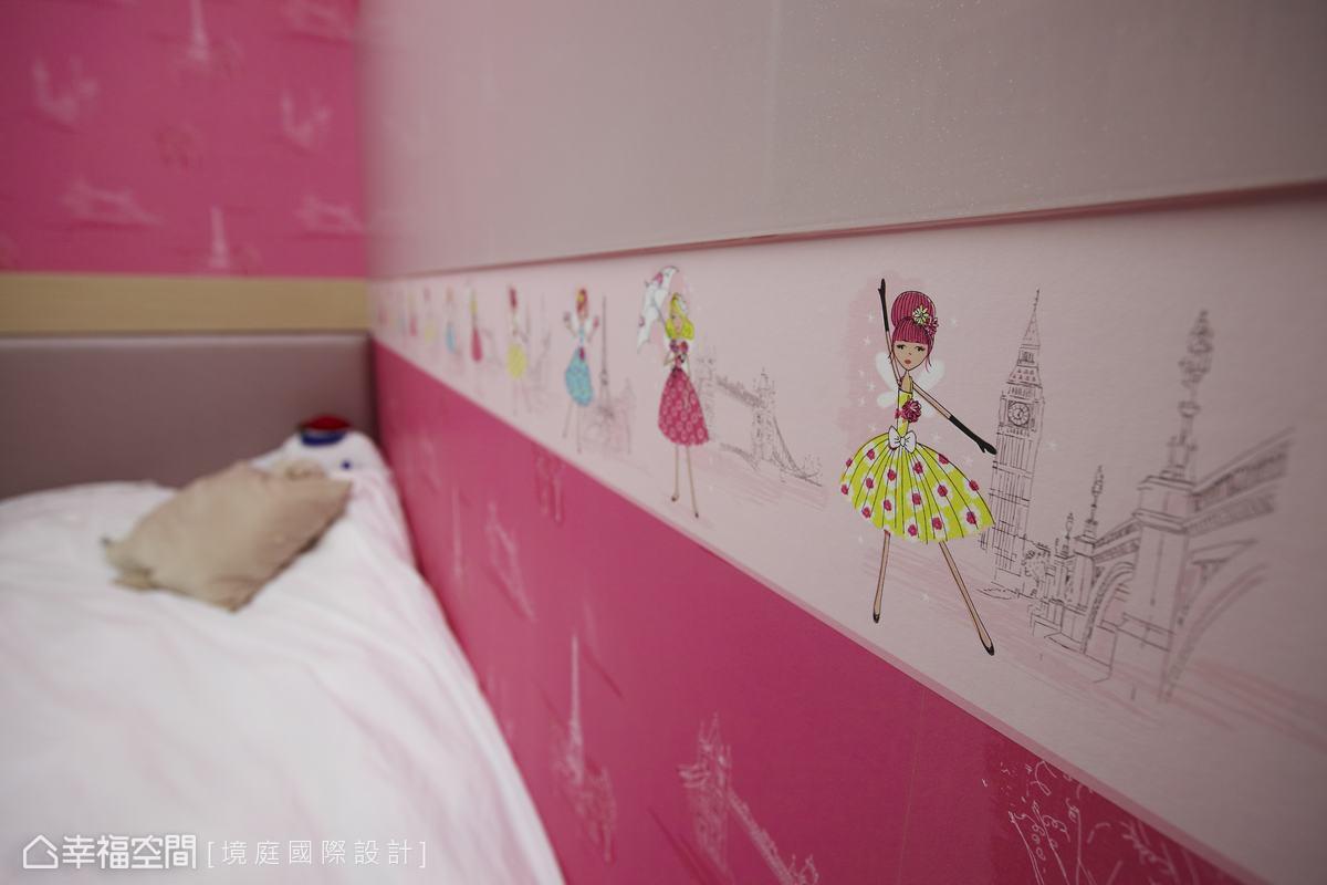 美式新古典奢华卧室窗帘