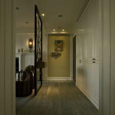 时尚美式家居卧室梳妆台图片