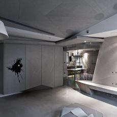 厨房瓷砖效果图图片