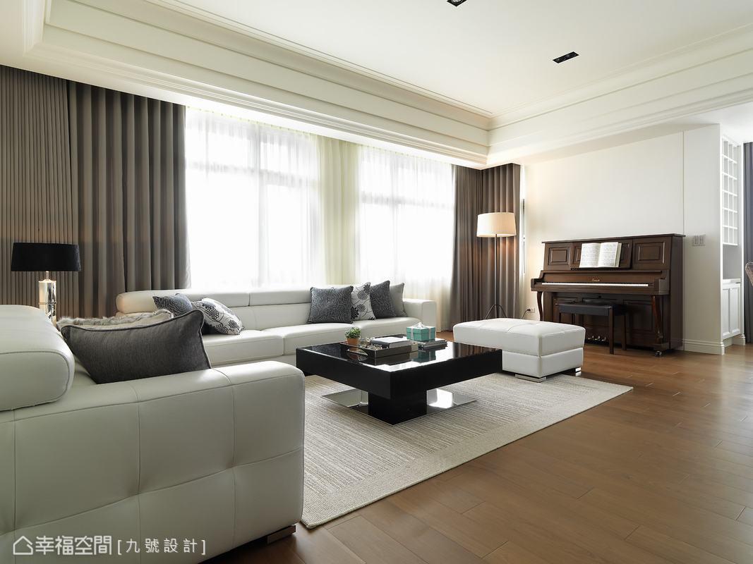 最新现代家居隔断设计装修效果图