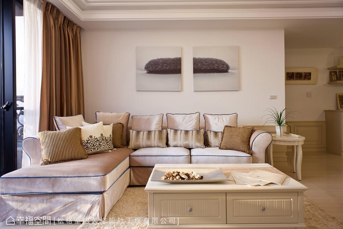美式简约卧室设计室内效果图欣赏