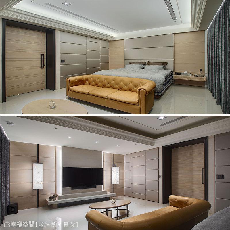 现代简约设计卫生间装修效果图片