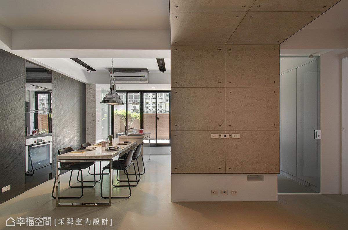现代时尚客厅装潢
