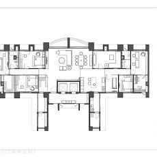 现代风格客厅装修设计图片欣赏