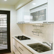 30坪小户型厨房效果图