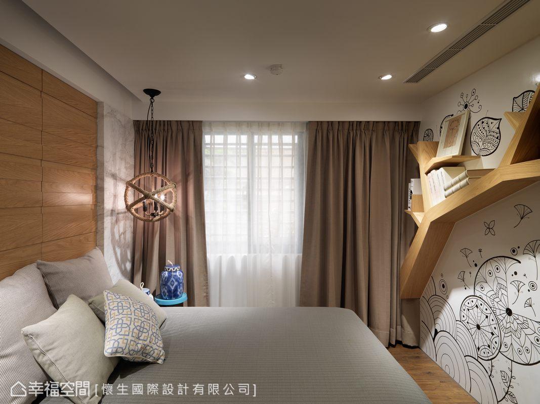 现代挑高客厅设计