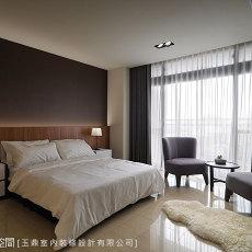 精选卧室现代实景图