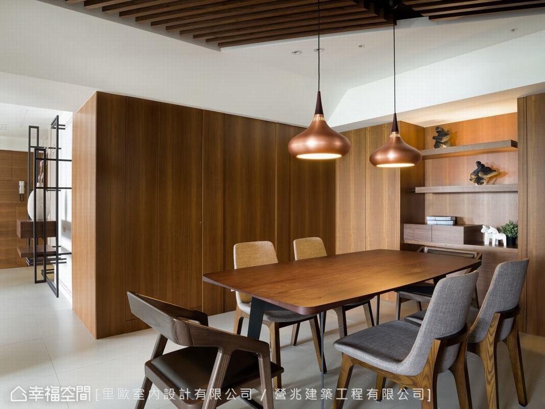 时尚现代风格客厅装修设计图