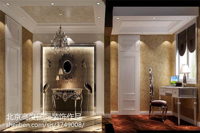 东南亚风格设计客厅电视背景墙图片