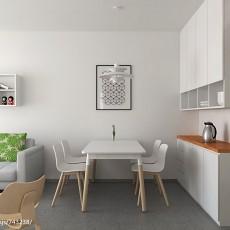 精选82平米二居客厅现代装修效果图片欣赏