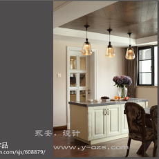 热门现代一居装修设计效果图片