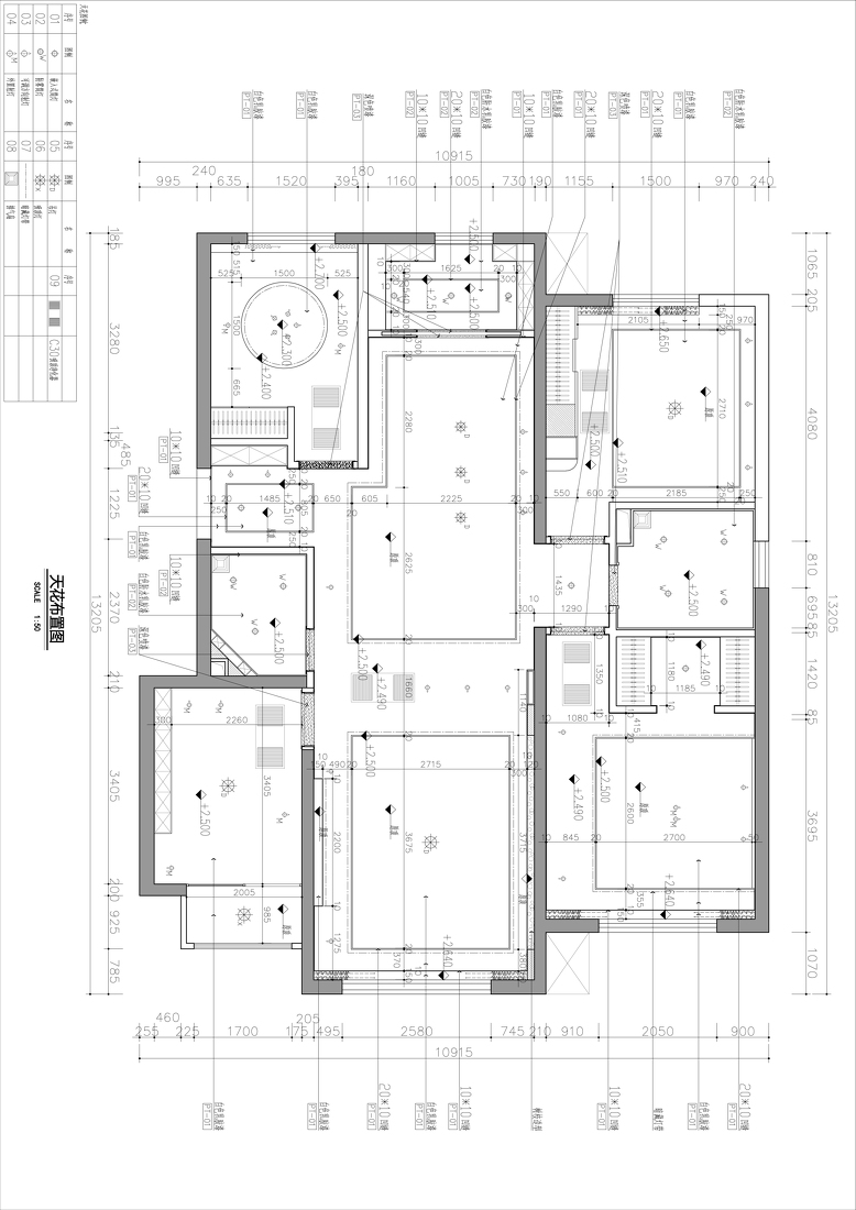 2018精选97平米三居休闲区现代装修实景图片大全